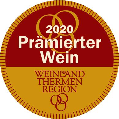 2020 Prämierter Wein, Weinland Thermenregion